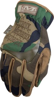 Rukavice MECHANIX WEAR Fastfit - Woodland Camo