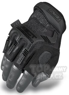 Rukavice MECHANIX WEAR - M-Pact Fingerless - čierne
