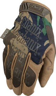 Rukavice MECHANIX WEAR - The Original Covert - Woodland Camo