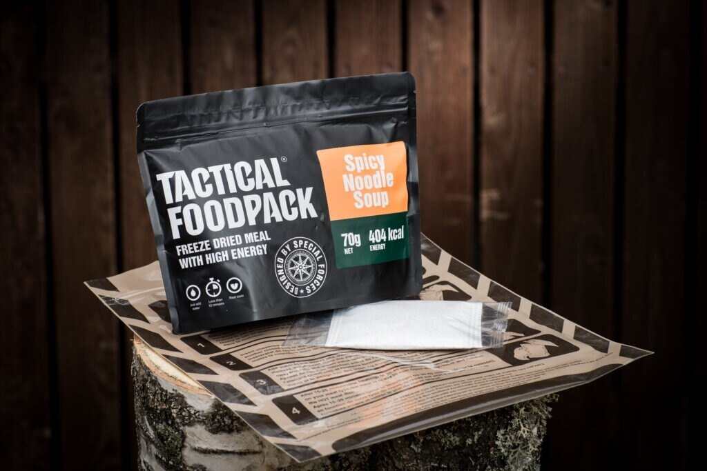 Samoohrevná kapsule Tactical Foodpack® Tactical Heater Pad