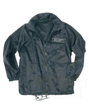 SECURITY vetrovka WINDBREAKER Mil-Tec® dlhá