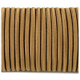 Shock Cord elastické lanko 3.6 mm - Coyote Brown