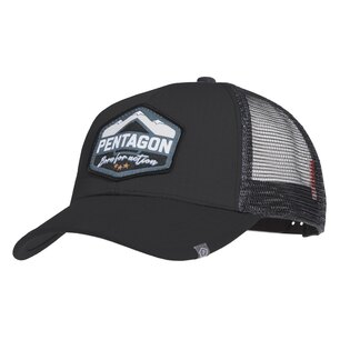 Šiltovka Era Trucker Born for action PENTAGON® - čierna