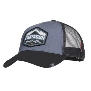 Šiltovka Era Trucker Born for action PENTAGON® - Wolf Grey