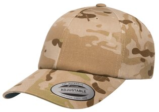 Šiltovka FlexFit® Classics® Multicam® Cotton Twill Dad Cap
