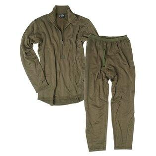 0d0814f8d Vojenské funkčné termoprádlo TEESAR® ECWCS, GEN III, LEVEL 2 - zelené-olív    Top-ArmyShop.sk