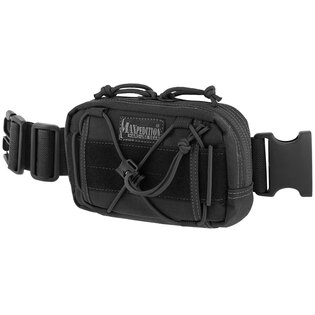 Vrecko MAXPEDITION® Janus ™ Extension Pocket - čierna
