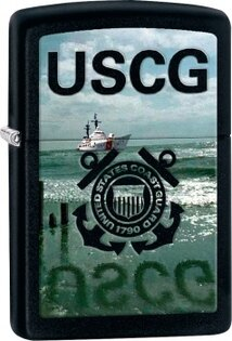 Zapaľovač Zippo U.S. Coast Guard  81d617b5f6b