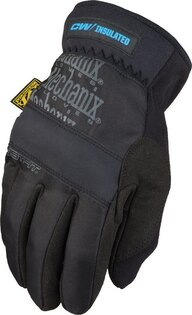 Zimné rukavice Mechanix Wear® FastFit Insulate - čierne
