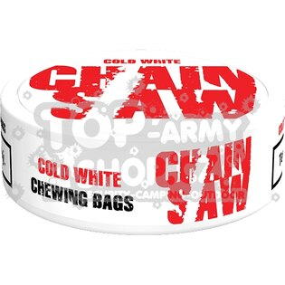 Žuvací tabak Chainsaw Chewing Bags 13,5 g